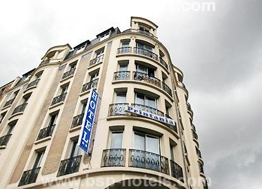 H bergement salon nautique votre hotel paris - Paris gare de lyon porte de versailles ...