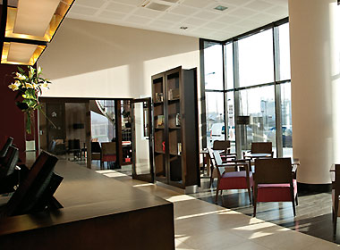 Hotel Park and Suites Prestige Paris Bibliotheque